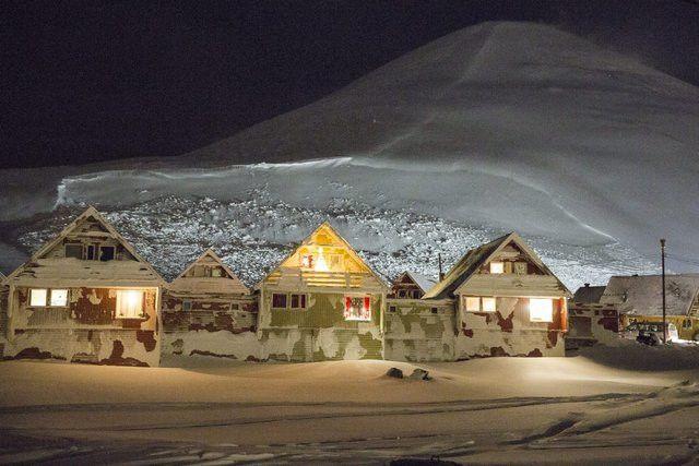 Ölmenin yasak olduğu Longyearbyen kasabası - Page 2