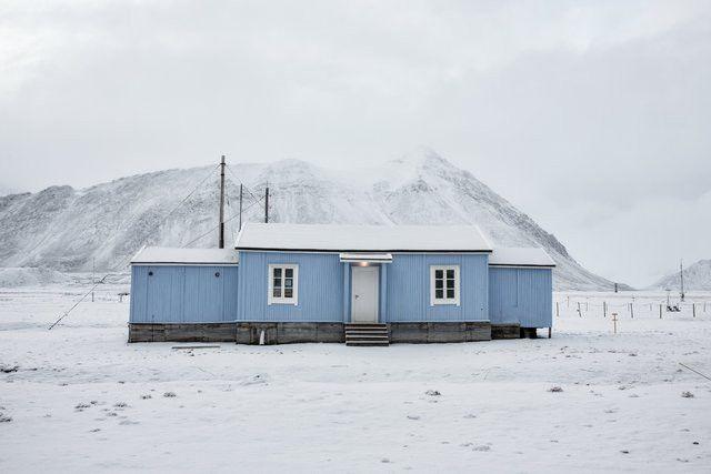 Ölmenin yasak olduğu Longyearbyen kasabası - Page 1