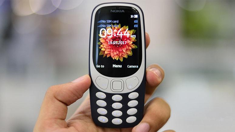 4G Nokia 3310 geliyor!