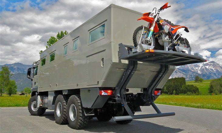 Zırhlı kamyonun rezidansa dönüşümü - Page 3