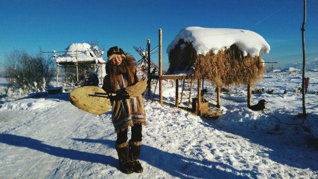 Eksi 64 derecede yaşayan Yakutsk kenti sakinleri - Page 2