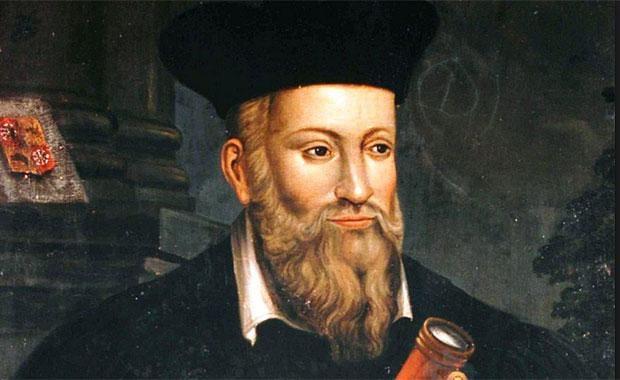 Nostradamus'un 2018 kehanetleri - Page 1