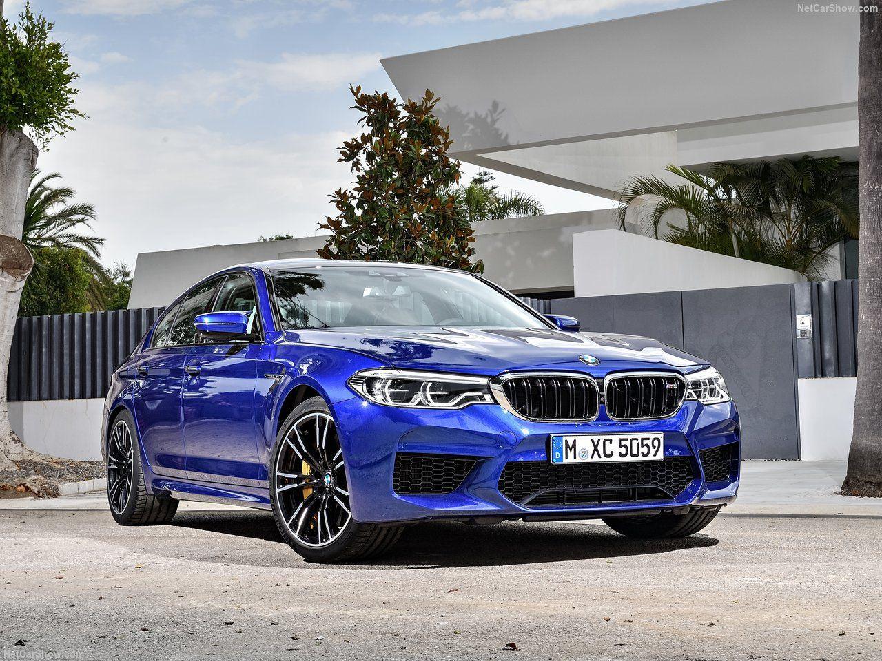 Karşınızda BMW M5 2018 - Page 1