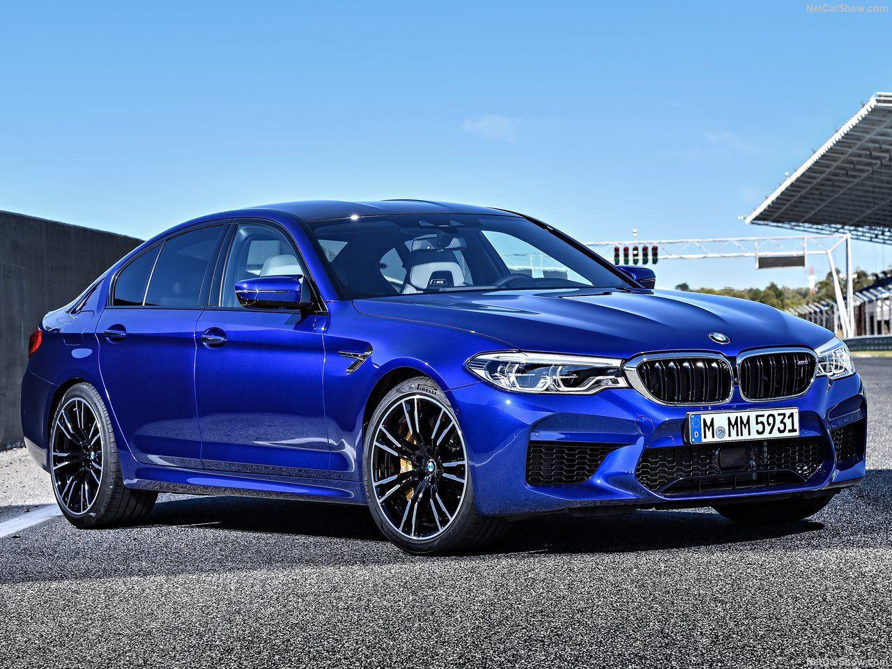 Karşınızda BMW M5 2018 - Page 2