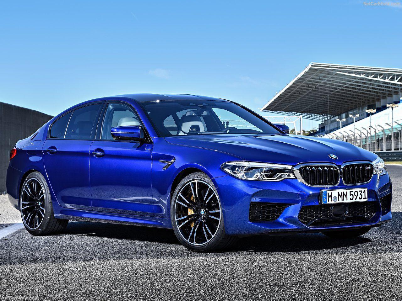 Karşınızda BMW M5 2018 - Page 3