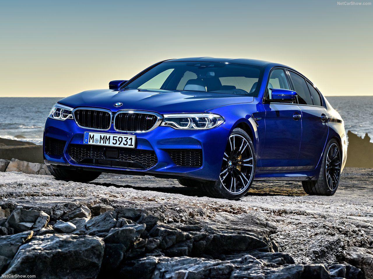 Karşınızda BMW M5 2018 - Page 4
