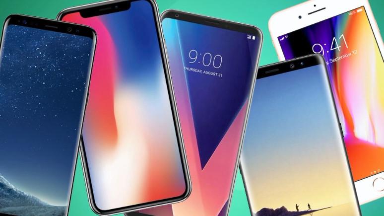 CES 2018'de tanıtılacak telefonlar!