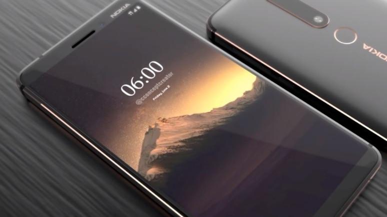 Nokia 6 (2018) sızdı!