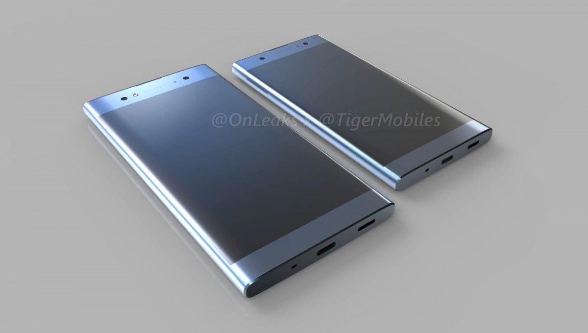 Sony Xperia XA2 Ultra ve Xperia L2 sızdırıldı - Page 1