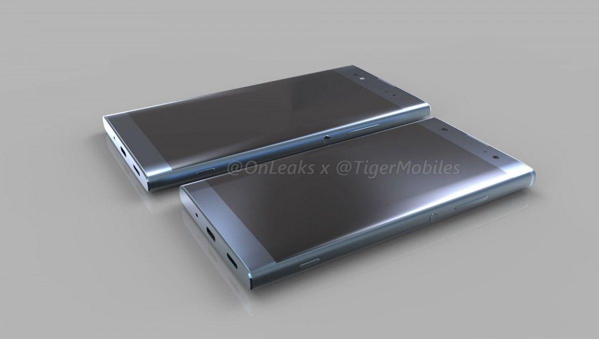 Sony Xperia XA2 Ultra ve Xperia L2 sızdırıldı - Page 3