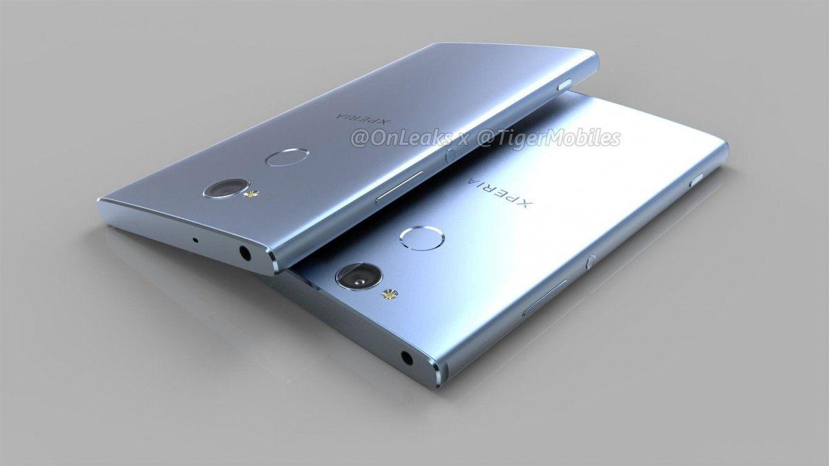 Sony Xperia XA2 Ultra ve Xperia L2 sızdırıldı - Page 4