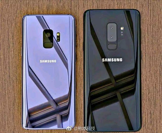 En son sızdırılan Galaxy S9 resimleri - Page 1
