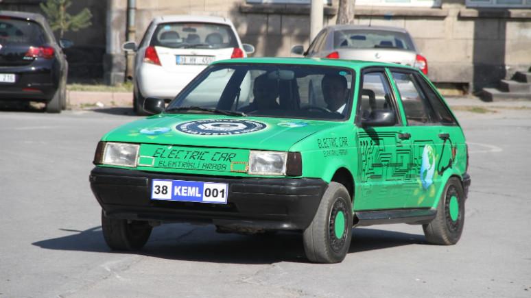 Elektrikli araç yapan lise Avrupa'da ders verecek