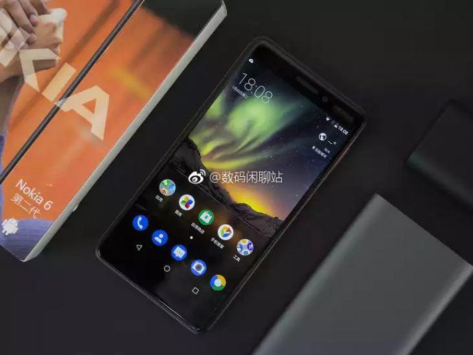 Tanıtımına bir gün kala sızdırılan Nokia 6 (2018) görüntüleri - Page 2