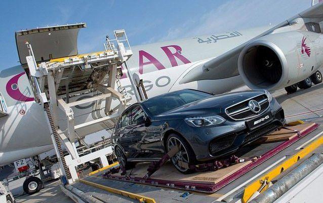 Zenginler otomobillerini nasıl taşıyor? - Page 1