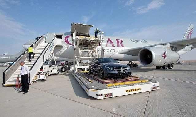 Zenginler otomobillerini nasıl taşıyor? - Page 4