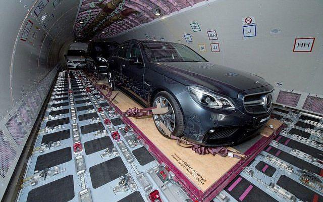 Zenginler otomobillerini nasıl taşıyor? - Page 2