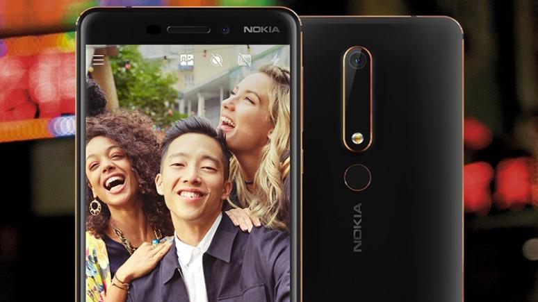 Uygun fiyatlı performans canavarı Nokia 6 (2018) tanıtıldı!