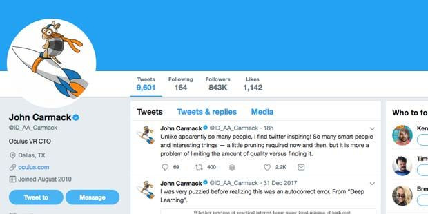 Elon Musk Twitter'da sadece 6 kişiyi takip ediyor! - Page 1