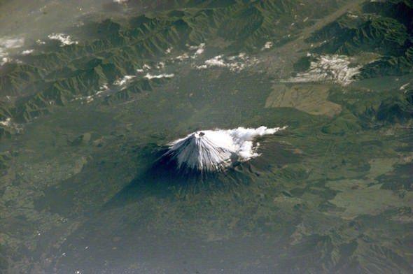 Uluslararası Uzay İstasyonu'nun çektiği en iyi fotoğraflar - Page 2