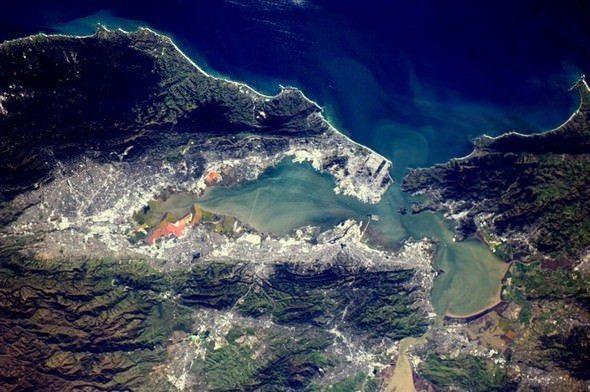 Uluslararası Uzay İstasyonu'nun çektiği en iyi fotoğraflar - Page 1