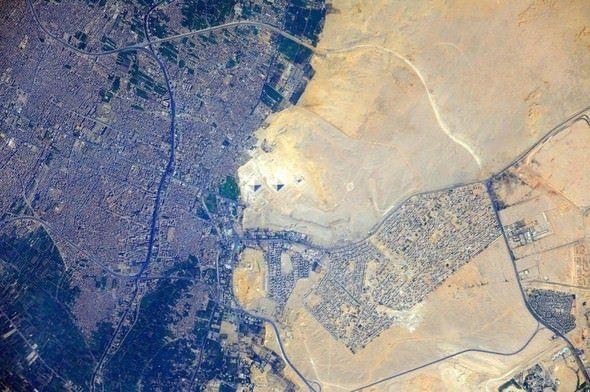 Uluslararası Uzay İstasyonu'nun çektiği en iyi fotoğraflar - Page 3