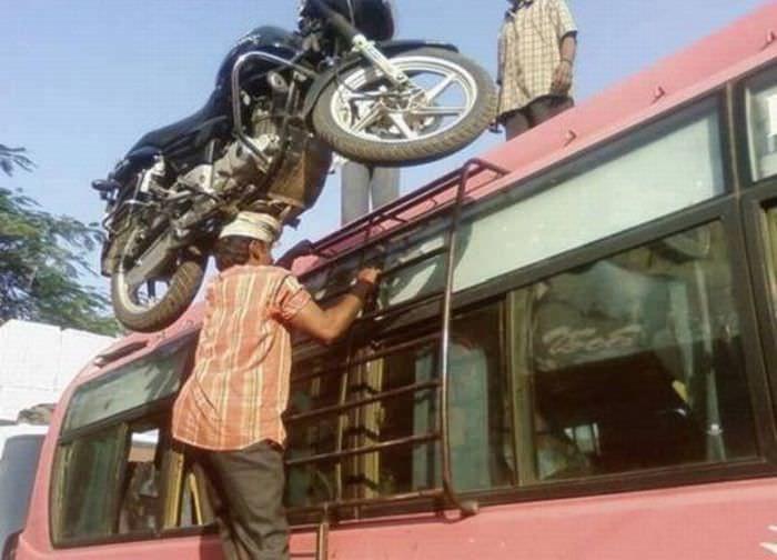 Dünyanın en ilginç ülkesi Hindistan'dan yaşam manzaraları - Page 2