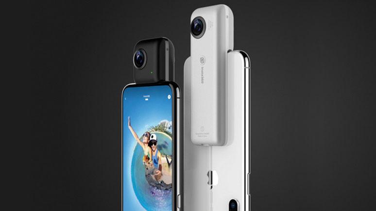 iPhone'nuzu 360 derecelik kameraya dönüştürün