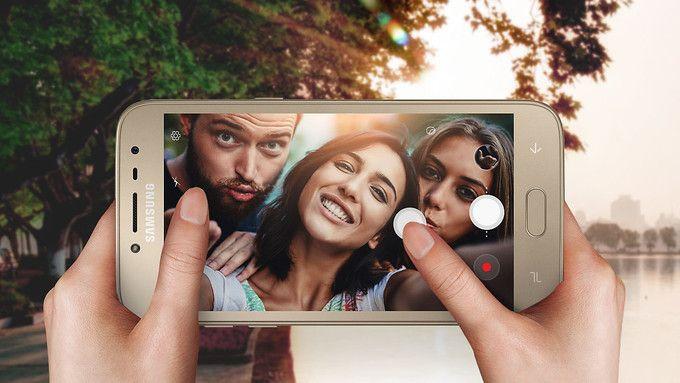 Galaxy J2 Pro (2018) resmi görüntüleri - Page 3