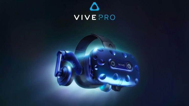 Yüksek çözünürlük sunan HTC Vive Pro tanıtıldı!