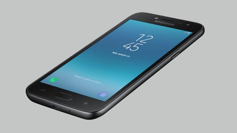 Galaxy J2 Pro (2018) tanıtıldı