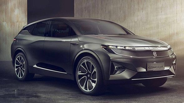 Çinli otomotiv devi Byton'ın sır otomobili - Page 2