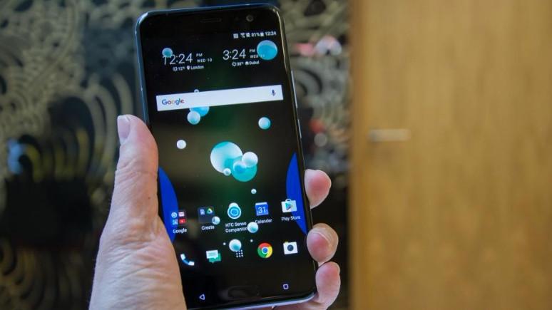 HTC U11 için Oreo güncellemesi yayınlandı!