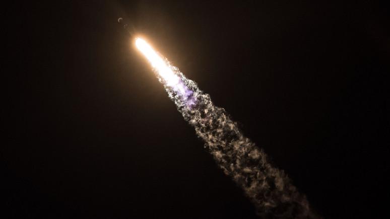 SpaceX ABD'nin gizli uzay görevini başaramadı