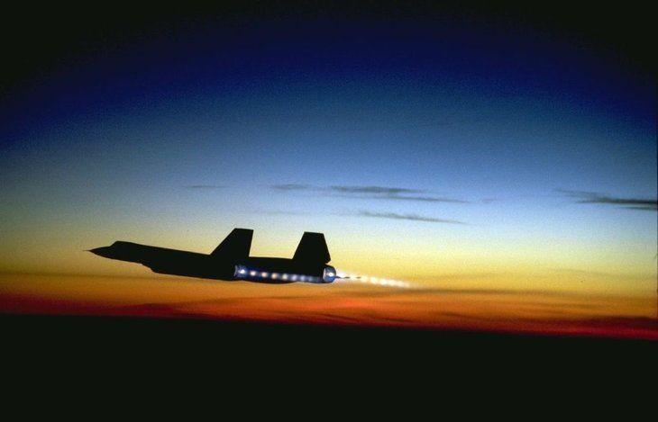 NASA casusu Lockheed SR-71 Blackbird - Page 2