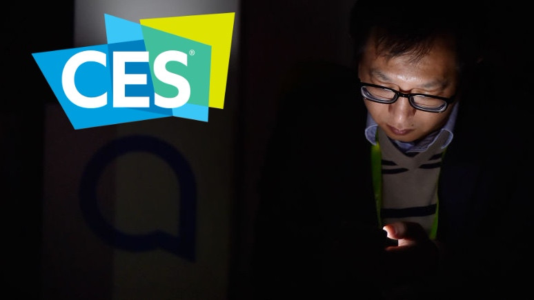 Teknoloji zirvesi CES 18'de elektrik kesildi!