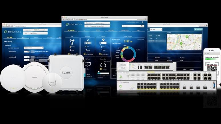 Zyxel, yeni ürünlerini CES 2018'de tanıttı