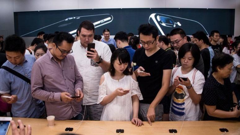 Çin istedi, Apple taşındı