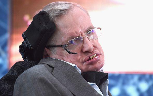 Hawking Dünyaya 500 yıl ömür biçti - Page 3