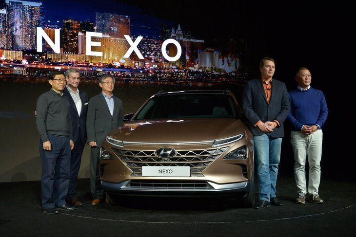 Hyundai NEXO 2019 - Page 1