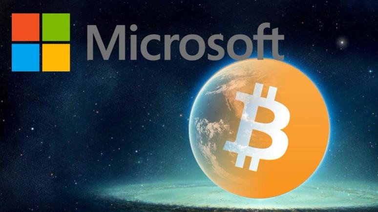 Microsoft, Bitcoin'e geri döndü!