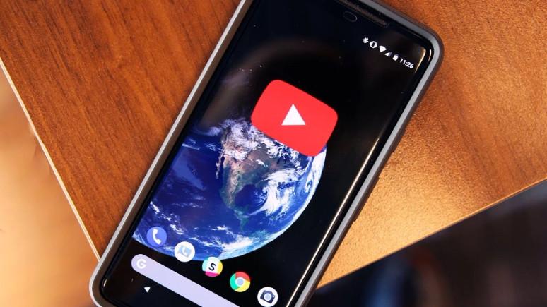 YouTube'un Android uygulamasına siyah tema seçeneği geliyor!