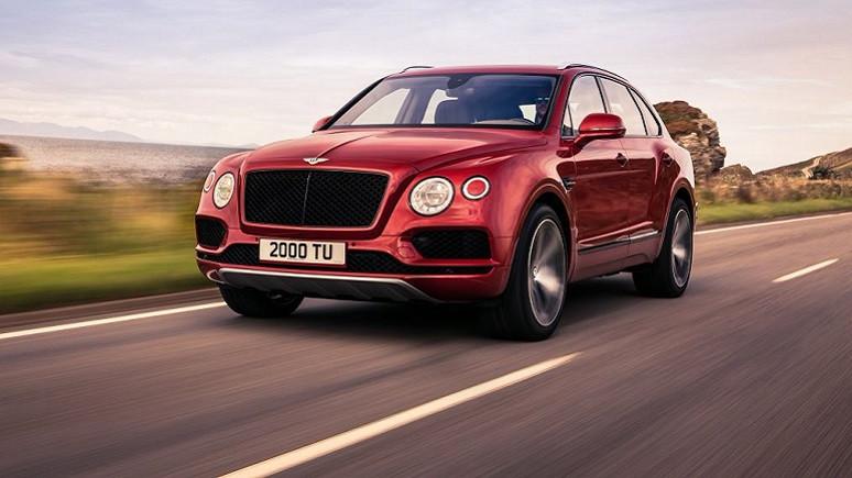 Bentley,  Bentayga V8 modelini kamuoyuna duyurdu!