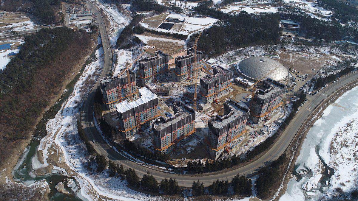 Güney Kore, 2018 Kış Olimpiyatları için 1 milyar dolar harcadı - Page 2