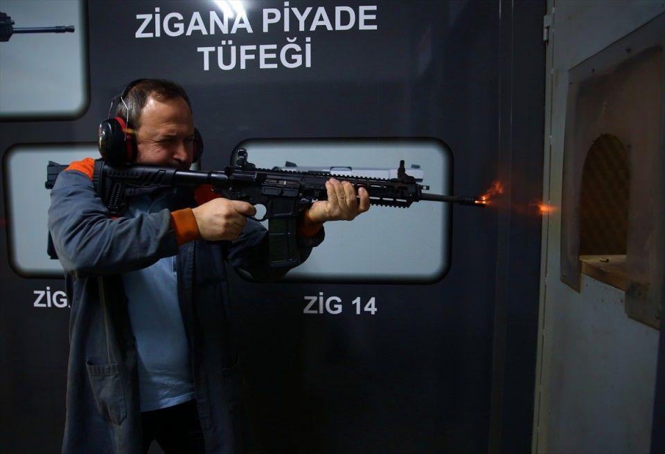 Zigana piyade tüfeğinde seri üretime geçiliyor - Page 4