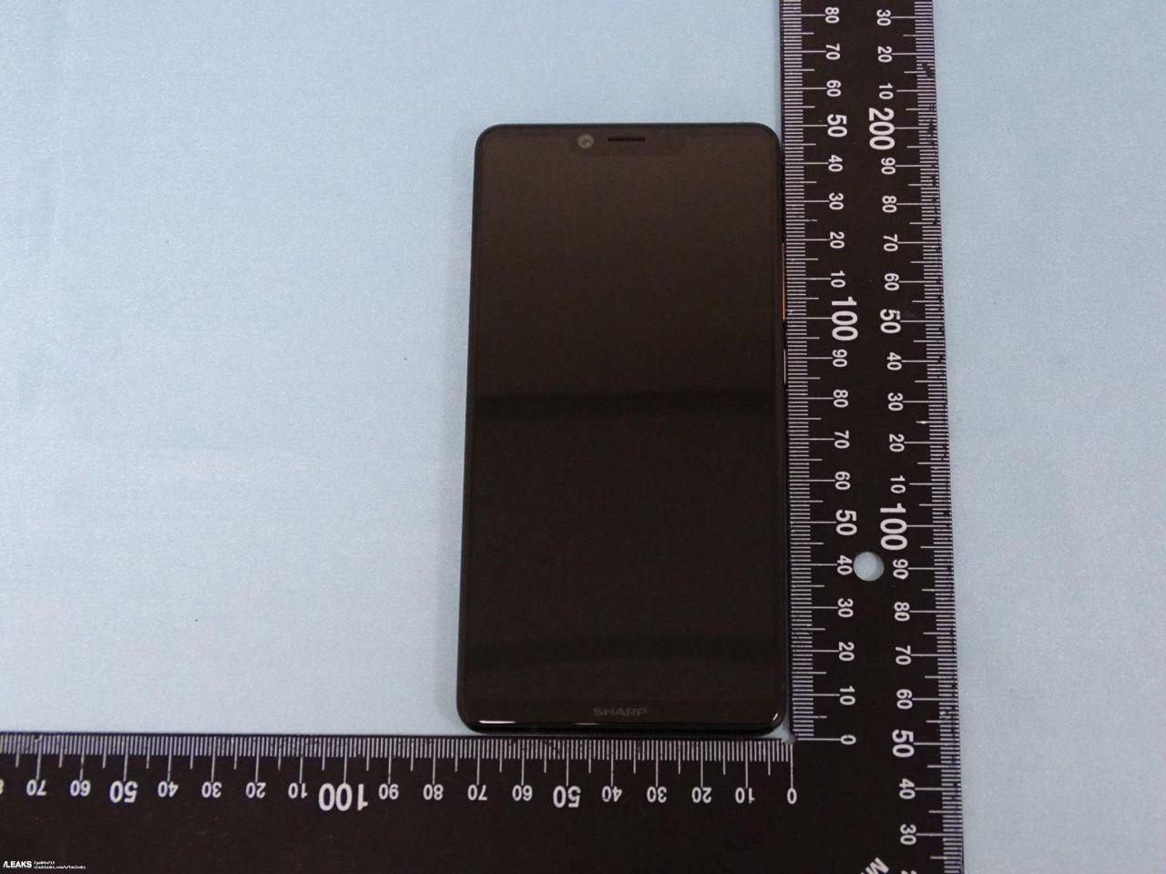 İşte Sharp'ın yeni telefonunun görüntüleri! - Page 1