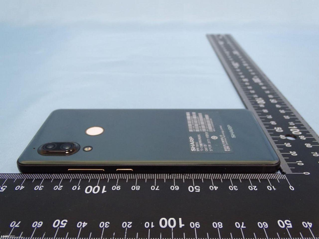 İşte Sharp'ın yeni telefonunun görüntüleri! - Page 3