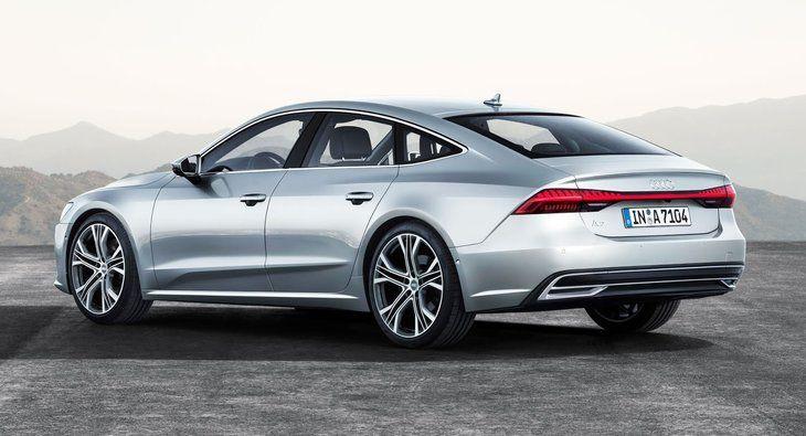 2019 Audi A7  Detroit Otomobil Fuarı'nda görünecek - Page 1