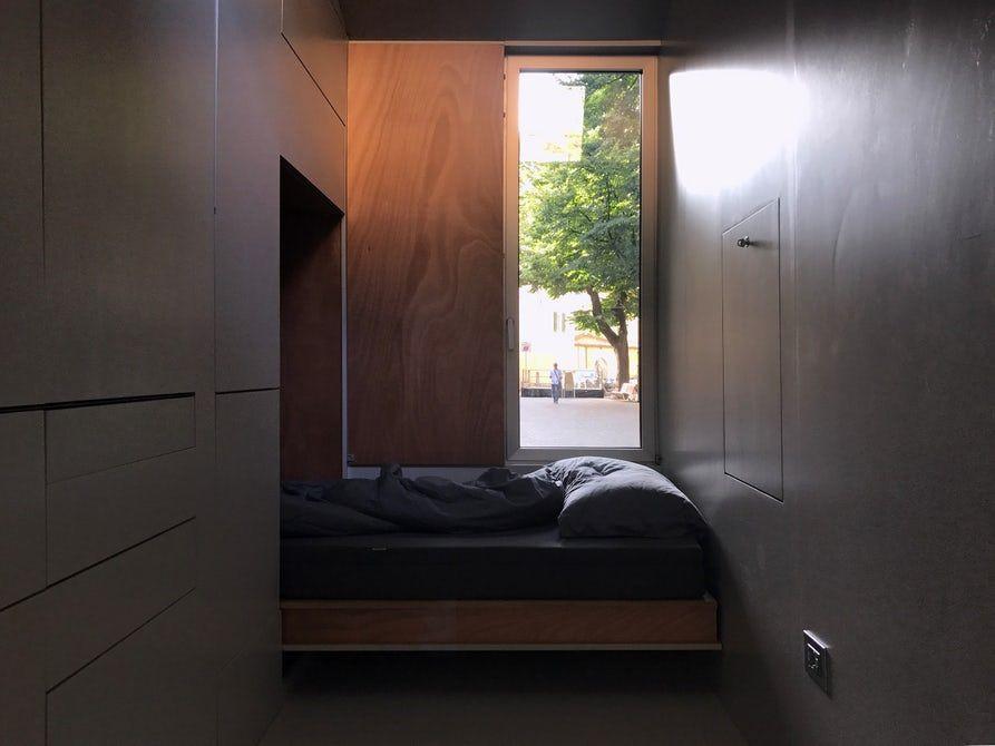 Minimalistlere hitap edecek ultra küçük ev - Page 3
