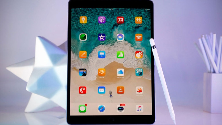 iPad Pro için yeni reklamlar!